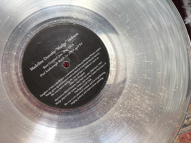MAdge vinyl 2